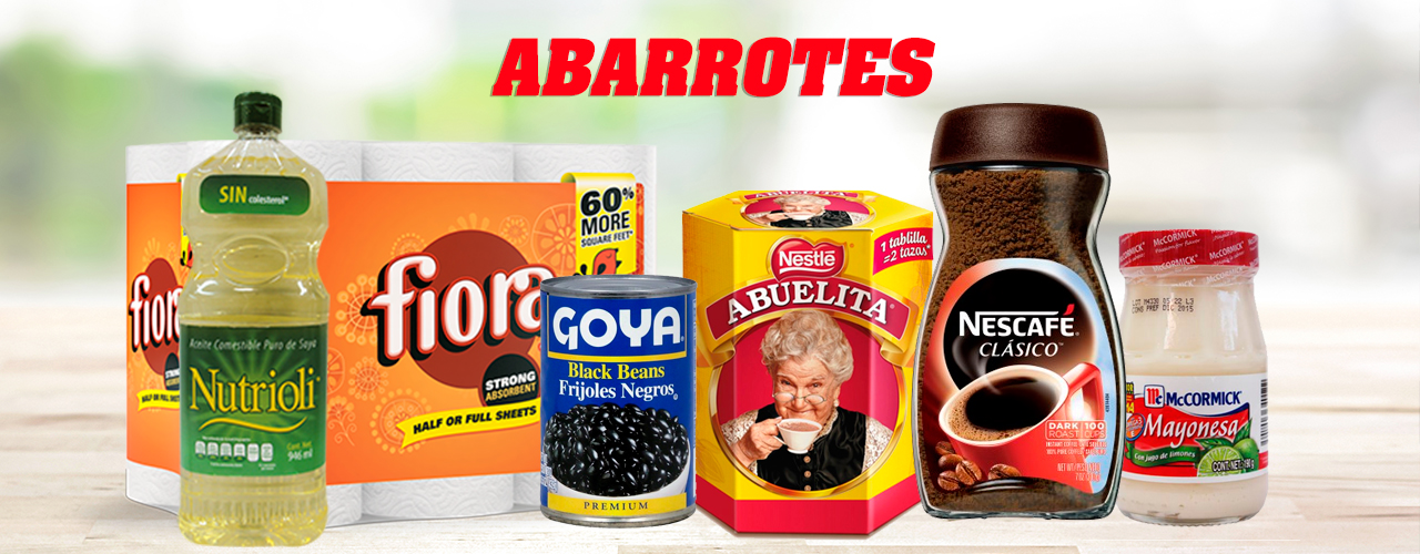 001 Abarrotes